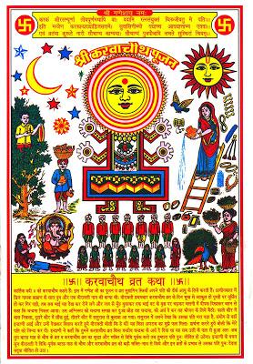 Karva Chauth vidhi